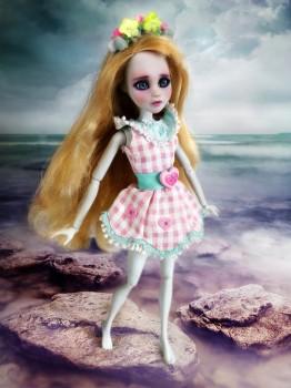 doll repaint, ooak doll
