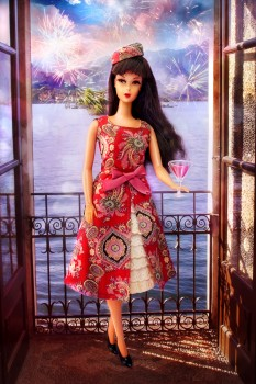 PB barbie