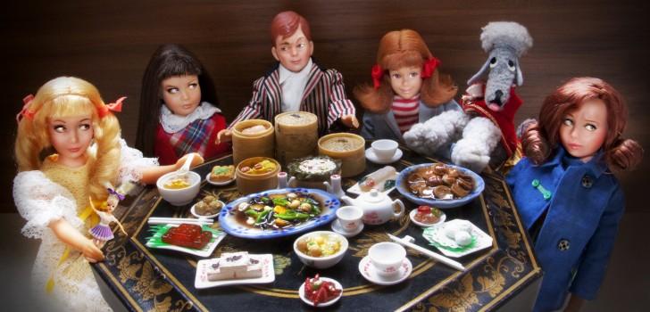 doll diorama