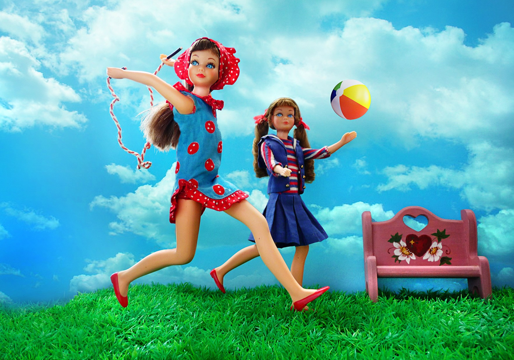 Vintage Barbie Diorama | Barbie Collection | Dolly Good Time
